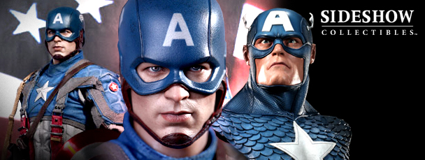 Sideshow Collectables' New Cap' Products
