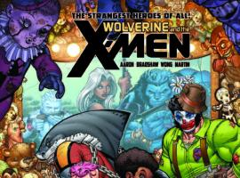 WOLVERINE & THE X-MEN 22 (WITH DIGITAL CODE)