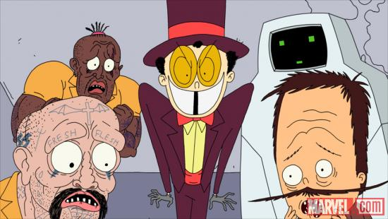 Superjail! (Courtesy of Adult Swim)