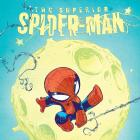 cover from Superior Spider-Man (2013) #1 (YOUNG BABY VARIANT)