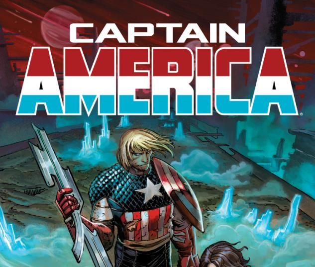 Captain America Comics Covers Cover From Captain America