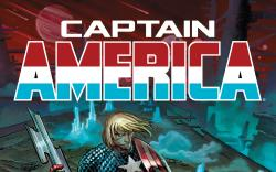 cover from Captain America (2012) #2