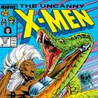 Uncanny X-Men (1963) #223 Cover
