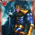 Thanos card art by UDON from Marvel War of Heroes