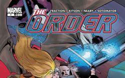 The Order (2007) #8