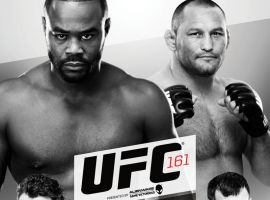 UFC 61 poster (courtesy of UFC/Zuffa)