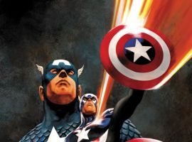 CAPTAIN AMERICA #600 cover by Steve Epting