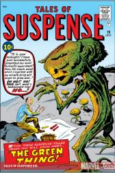 Tales of Suspense #19 