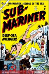 Sub-Mariner Comics #34 