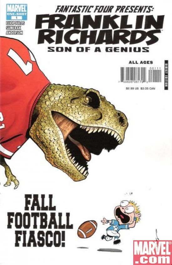 FRANKLIN RICHARDS: FALL...