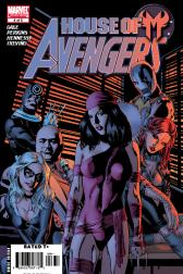 House of M: Avengers #4 