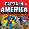 CAPTAIN AMERICA COMICS #2 COVER