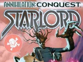 Annihilation: Conquest - Star-Lord #2