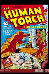 Human Torch #3 