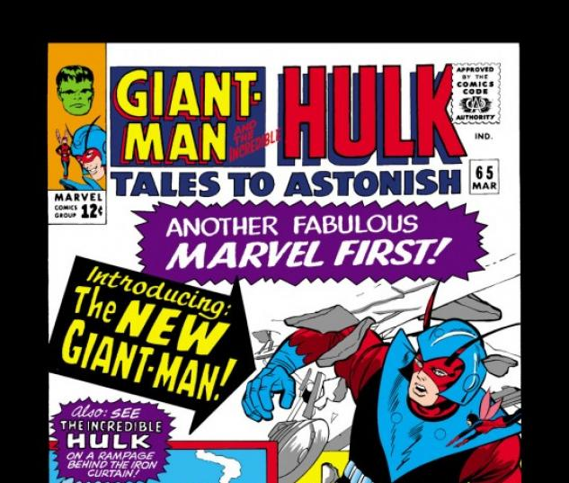 Tales to Astonish #65
