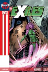 Exiles #70 