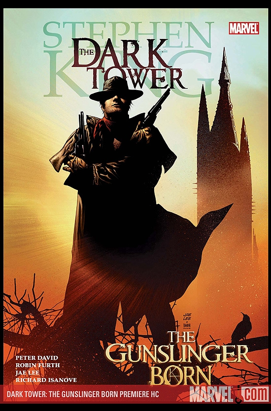 DARK TOWER: THE GUNSLINGER BORN PREMIERE #0