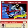 Daredevil vs. Kingpin, Card #95