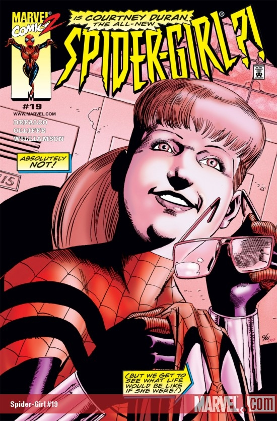 Spider-Girl (1998) #19
