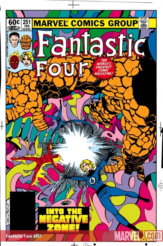 Fantastic Four (1961) #251