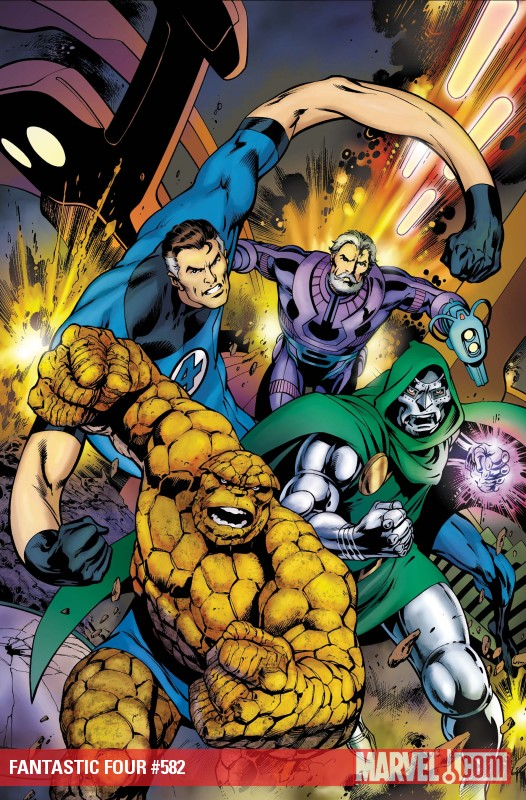 Fantastic Four (1998) #582