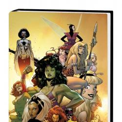 Women of Marvel: Celebrating Seven Decades (Hardcover)