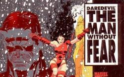 DAREDEVIL: THE MAN WITHOUT FEAR #2 cover by John Romita Jr.