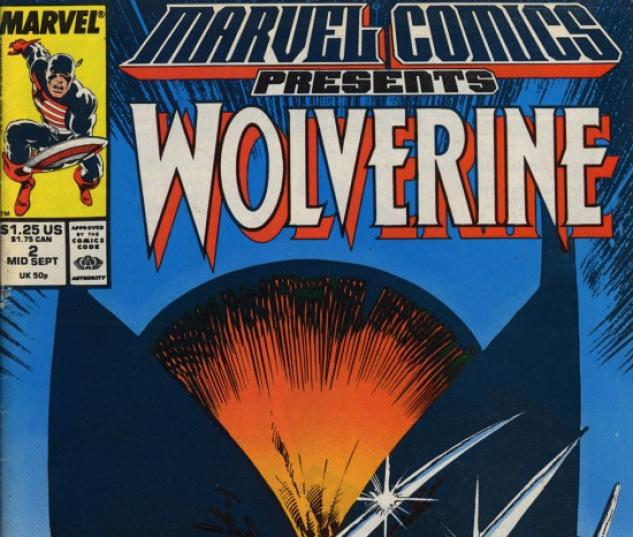 Marvel Comics Presents #2