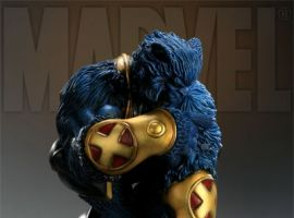 Beast Comiquette from Sideshow Collectibles