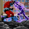 Screenshot of Giant-Man and Wonder Man from The Avengers: Earth's Mightiest Heroes!