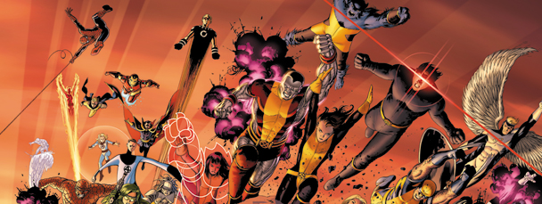 Avengers VS X-Men Digital Comics Sale