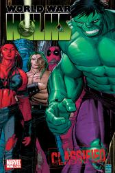 World War Hulks #1