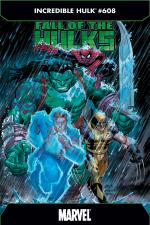 Incredible Hulks (2009) #608