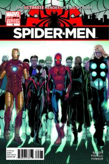 Spider-Men (2012) #5 (Pichelli Variant)