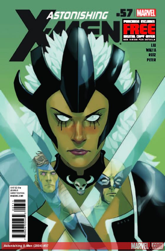 ASTONISHING X-MEN 57 (WITH DIGITAL CODE)