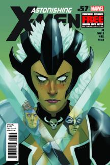 Astonishing X-Men (2004) #57