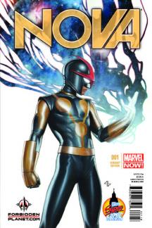 Nova (2013) #1 (Granov Forbidden Planet Variant)
