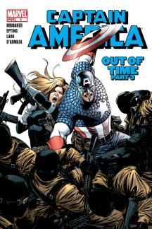 Captain America (2004) #3