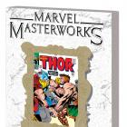 MARVEL MASTERWORKS: THE MIGHTY THOR VOL. 4 TPB VARIANT (DM ONLY)