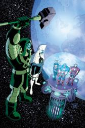 Avengers Earth's Mightiest Heroes #16