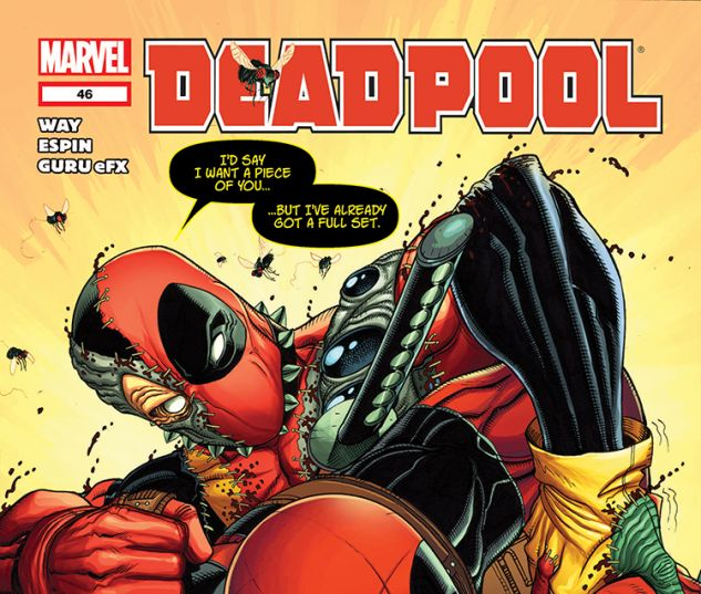 deadpool 2008 46 comics marvelcom