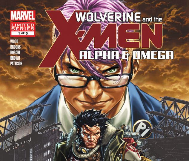 Wolverine & The X-Men Alpha & Omega (2011) #1