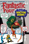 Fantastic Four (1961) #5 Cover