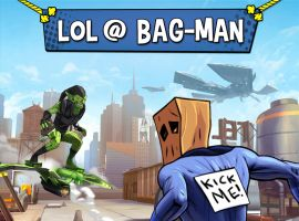 The Bombastic Bag-Man in Spider-Man Unlimited