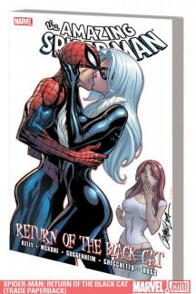 Spider-Man: Return of the Black Cat (Trade Paperback)