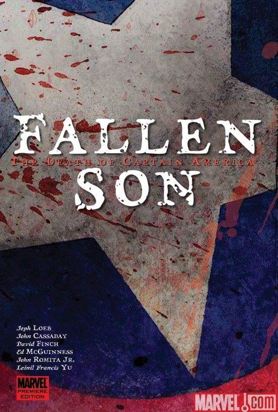 CIVIL WAR:FALLEN SON -THE DEATH OF CAPTAIN AMERICA #4