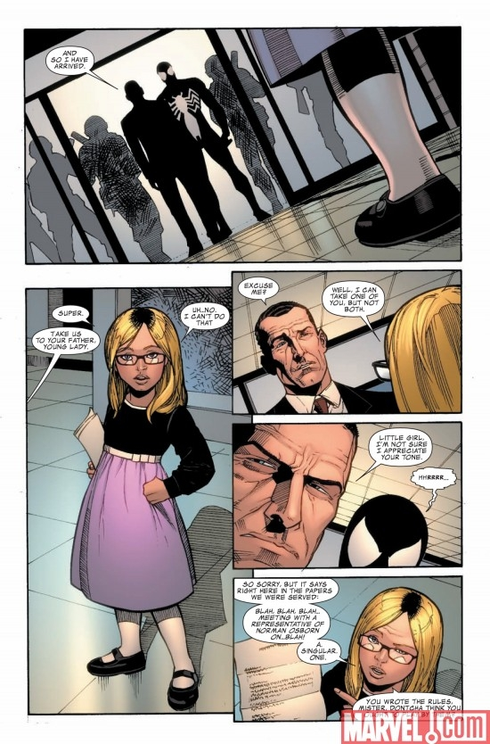 DARK REIGN: FANTASTIC FOUR #4, Page 6