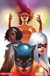 Marvel Divas #2 