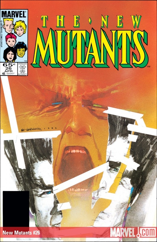 New Mutants #26
