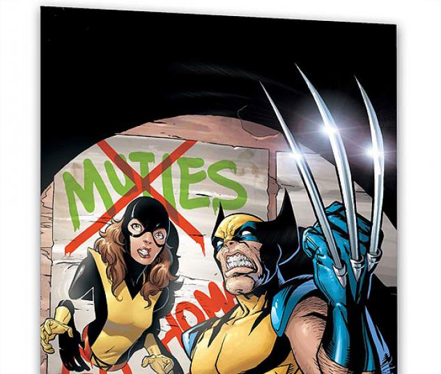 WOLVERINE: FIRST CLASS - THE ROOKIE #0